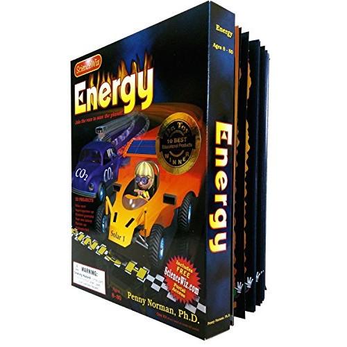 ScienceWiz 7805 Energy Kit and Book