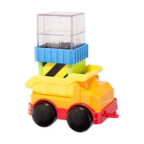 Sassy Block Set Dump Truck