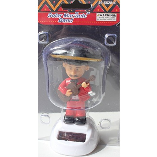 Solar Dancing Mariachi Band Guy 45 by Toys