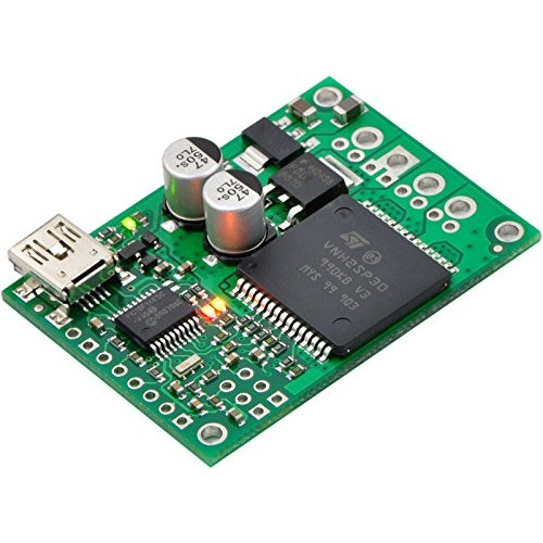 Pololu Jrk 12v12 USB Motor Controller with Feedback Item 1393