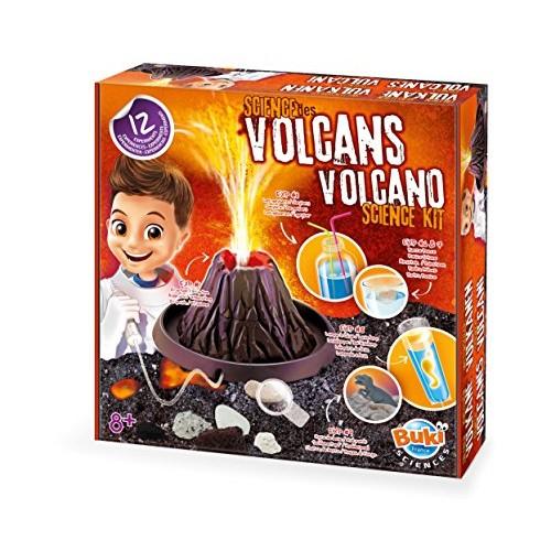 Buki – 2124 Volcano Science kit France