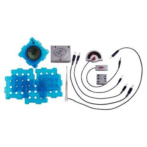 Wonderology Science Kit Snap Plug & Play Radio