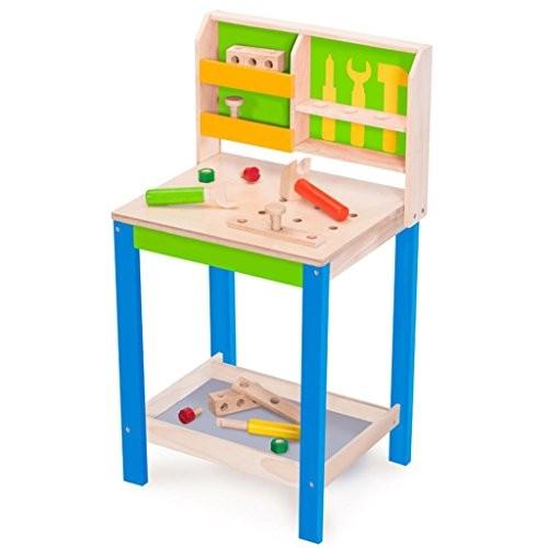 Wonderworld Work Bench & Tools Toy