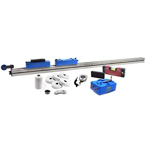 Eisco Labs Dynamics System Kit – Starter Set for Physics Mechanics