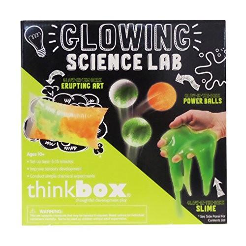 Thinkbox Glowing Science Lab Kit