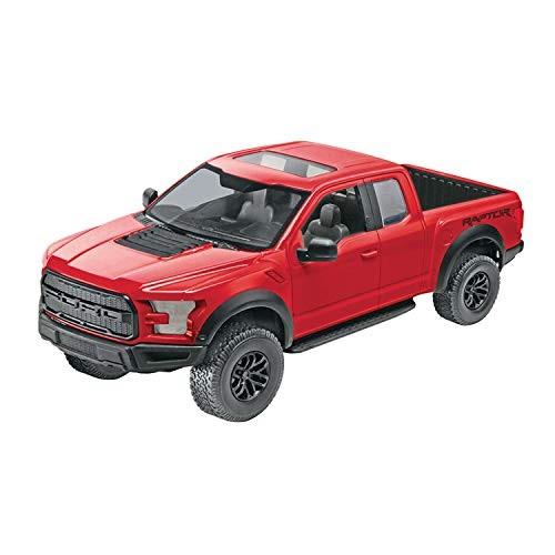 Revell SnapTite 2017 Ford F-150 Raptor Pick Up Truck Model Kit