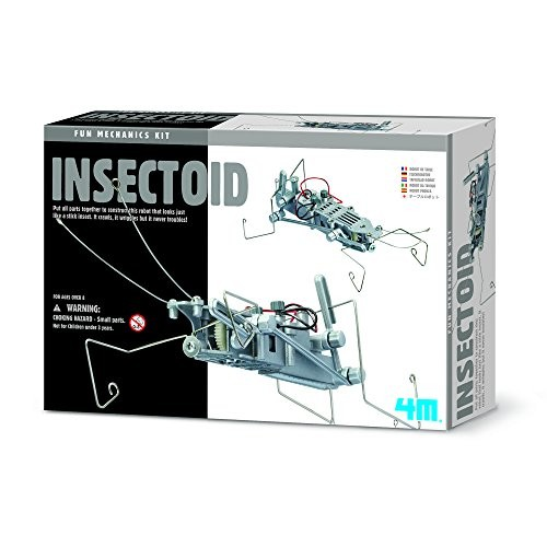 4M Insectoid Robot Science Kit