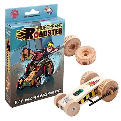 Channel Craft Rubberband Roadster