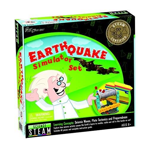 Great Explorations Earthquake Simulator Set