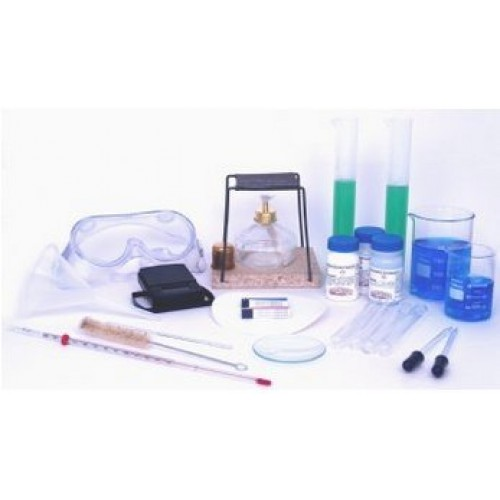 Discovering Design with Chemistry LAB KIT High School by Dr Jay Wile