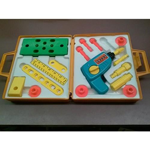 Fisher Price 1977 Tool Kit #924
