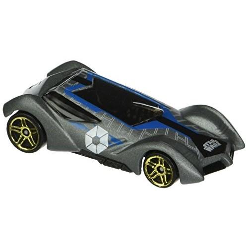 Hot Wheels Star Wars Separatists (General Grievious) Sinistra Die-Cast Car 4/8