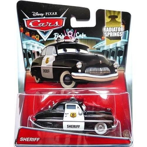 Disney Cars Sheriff #3 of 19