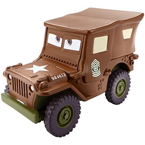 Disney/Pixar Cars Color Changers Sarge [Brown to Green] Vehicle
