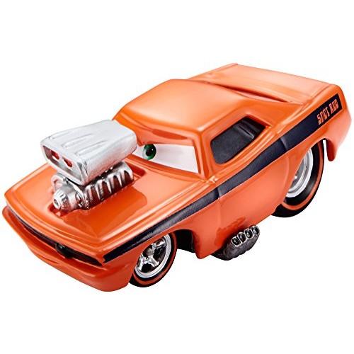 Disney/Pixar Cars Color Change Snot Rod Vehicle