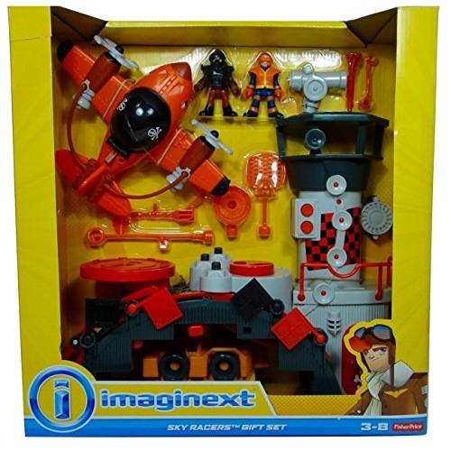 Imaginext Sky Racers Gift Set