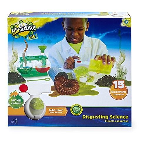 Edu Science 15 Experiment Disgusting Kit