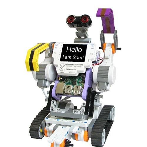 PiStorms-v2 Starter Kit – Raspberry Pi Brains for LEGO Robot