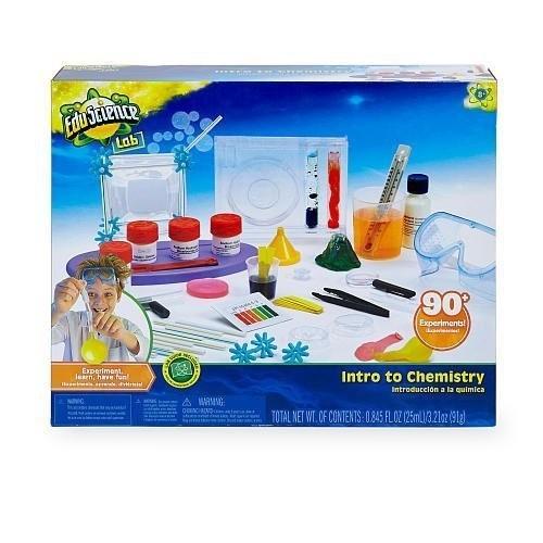 Edu Science Lab Intro to Chemistry STEM Set