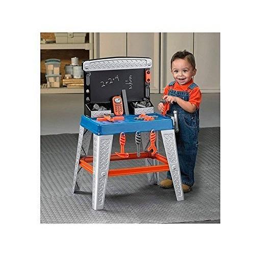 Kids Toddler Tool Kit Bench Set