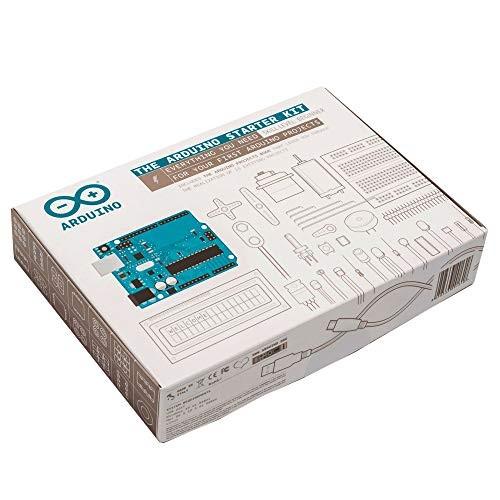 PROGRESSIVE AUTOMATIONS Arduino Starter Kit Electronic breadboard