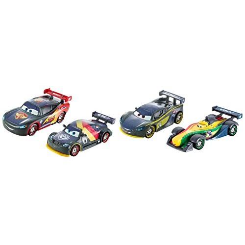 Disney/Pixar Cars Carbon Racers Carbon Speed (4 Pack)