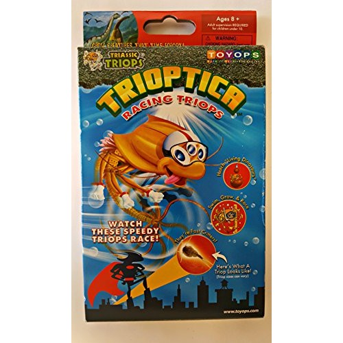 Toyops TRIOPTICA – Racing Triops Kit