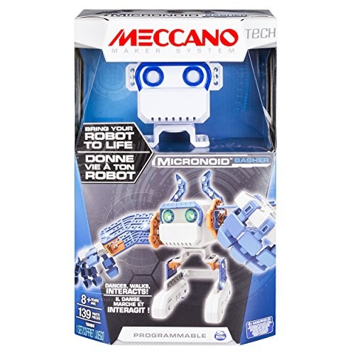 Meccano – Micronoid Blue Basher