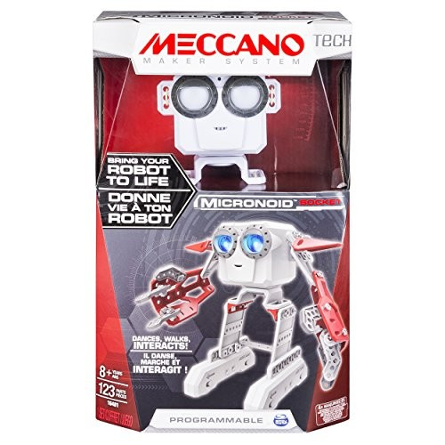 Meccano – Micronoid Red Socket