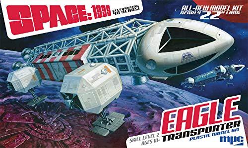MPC Space 1999 Eagle Transporter 1 48 Scale Film Studio Model Kit Replica