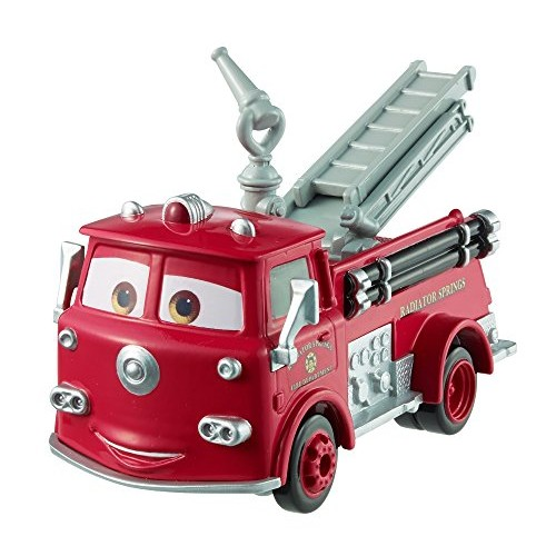 Disney Pixar Cars Wheel Action Drivers Red Vehicle