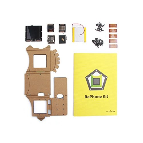 Seeedstudio-RePhone Kit Create-Maker-GSM-modular phone