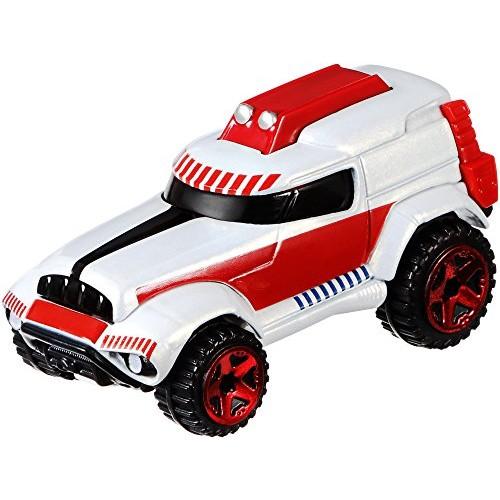 Hot Wheels Star Wars Character Car Clone Shock Trooper Die-Cast Vehicle