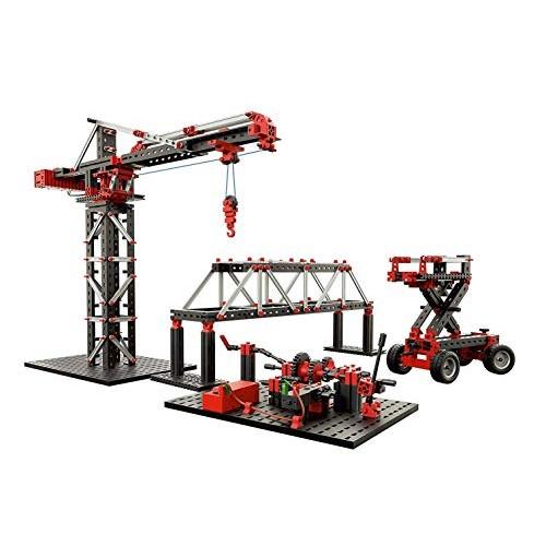 fischertechnik Mechanic + Static 2 Building Kit 500 Piece