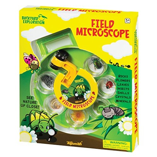 Toysmith Field Microscope Kit