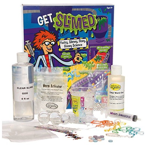Be Amazing Toys Get Slimed Science Kit