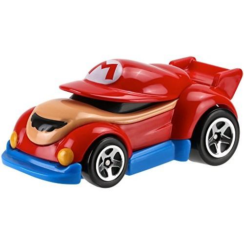 Hot Wheels Mario Bros Mario Car Vehicle