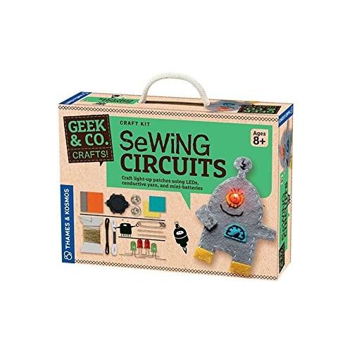 Geek & Co Craft Sewing Circuits Kit