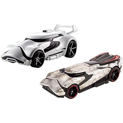 Hot Wheels Star Wars Character Car (2 Pack) #4