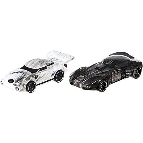 Hot Wheels Star Wars Rogue One Character Car Storm Trooper vs Death Trooper 2-Pack