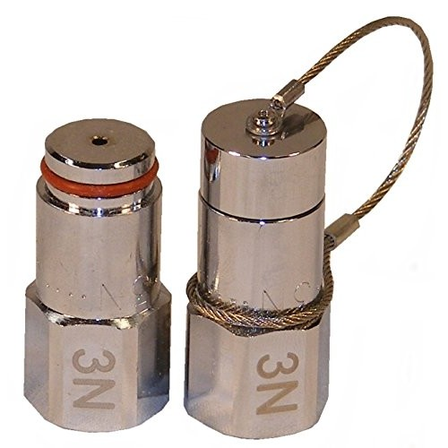 ANSUL R-102 3N FIRE SUPPRESSION NOZZLES NEW STYLE W FREE METAL CAP #439841 3N