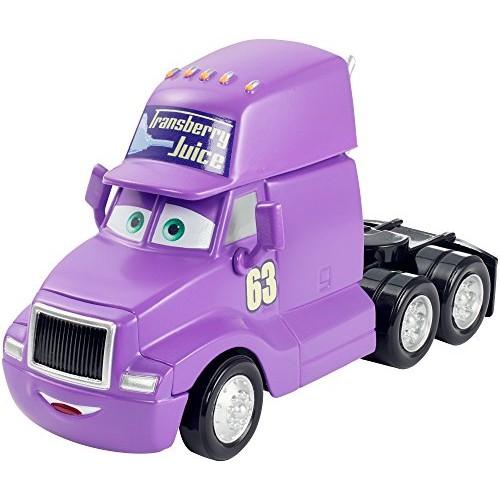 Disney Pixar Cars Transberry Juice Cab Deluxe Die-cast Vehicle