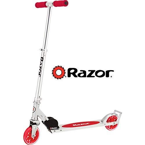 Razor A3 Kick Scooter – Red – FFP
