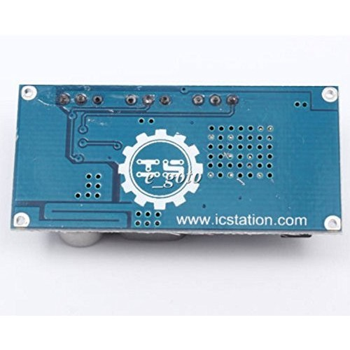 Constant Current Voltage LED Driver Batery Charging Module LM2596 125~30V Input