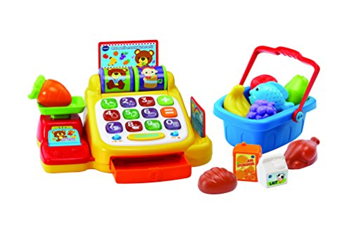 VTech Mon Petit march interactif French Toy