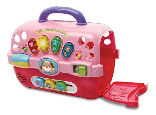 VTech Mon p'tit Chien et sa Box Magique French Toy
