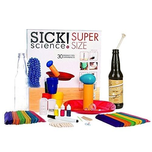Sick Science Super Size Experiment Set