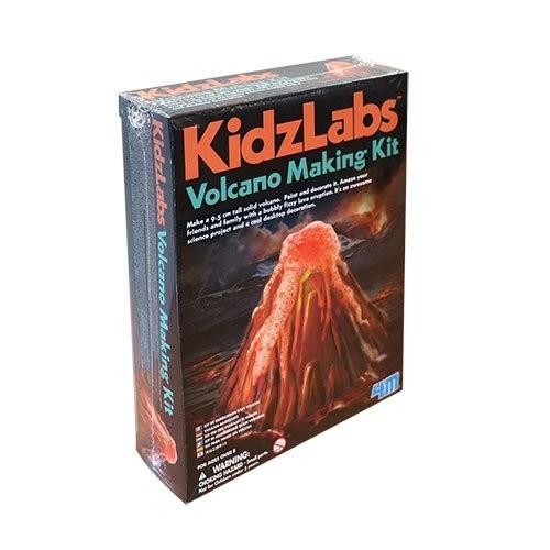 4M 68549 Kidz Labs Volcano Making Building Kit