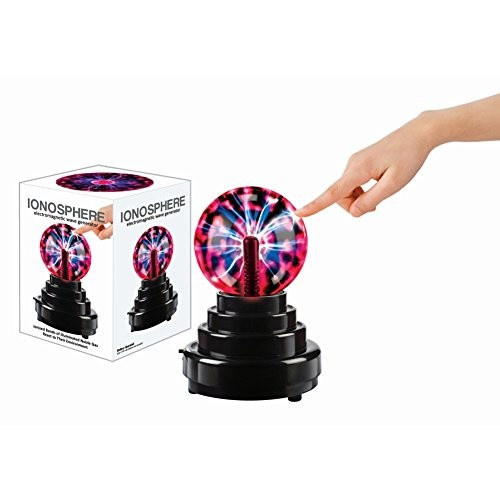 Westminster Ionosphere Electromagnetic Wave Generator Plasma Ball