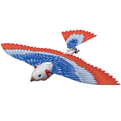 Timmy Bird Ornithopter – Watch it Fly All on its own